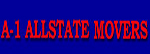 A-1 Allstate Movers Inc