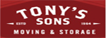 Tony's Sons Moving & Storage, Inc.